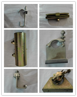 Various Types of Scaffolding Couplers with High Quality Low Price