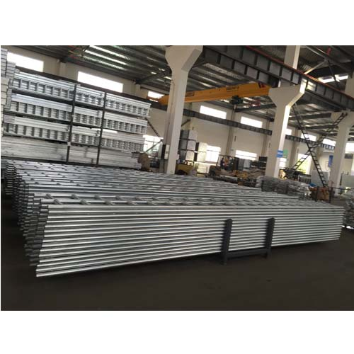 Galvanized Pipe Scaffolding Ladder Beam