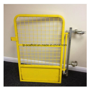 Scaffold Safety Steel Gate Door for Construction