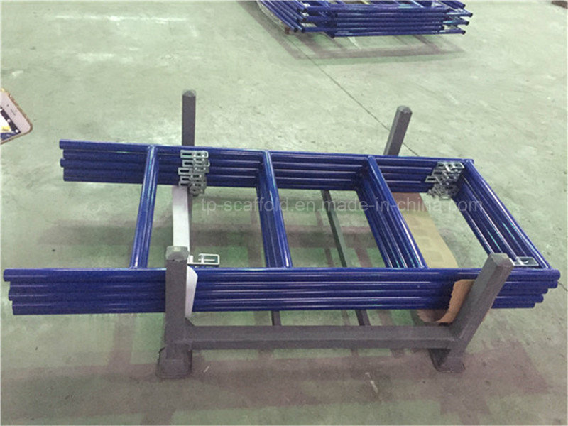 Construction Safe Material Narrow Frame Scaffolding for Sale