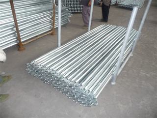 Kwikstage Scaffolding Ledger Hot DIP Galvanized