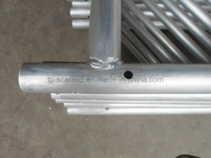 Auminum Ladder Beam for Scaffold with Top Quality