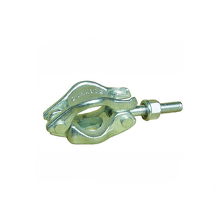 Scaffolding Drop Forged Half Coupler US Style