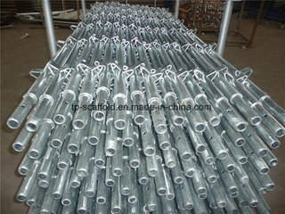 Steel Scaffold Standard/Vertical for Kwikstage Scaffolding System