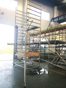 Aluminum Scaffolding Set for Sale