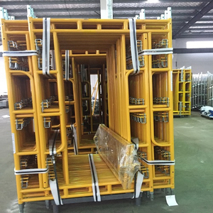 High Quality Steel Walkthough Frame Scaffolding
