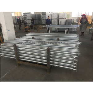 Q235 and Q345 Scaffolding Cuplock Ledger/Horizontal (TPCS001)
