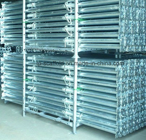 Adjustable Scaffolding Support Steel Prop for Construction Formwork