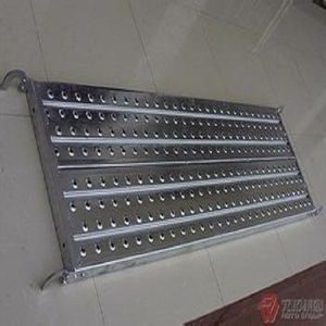 Ringlock Scaffolding Steel Plank Euro Style for Export