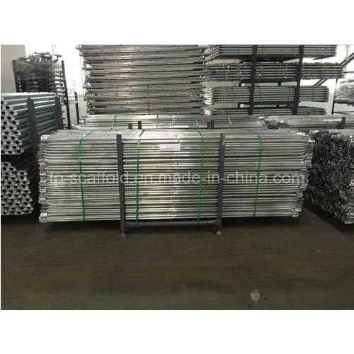 Galvanized Scaffold Cross Brace for Frame Scaffolding System