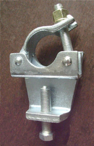 Drop Forged Half Coupler American Style for Construction