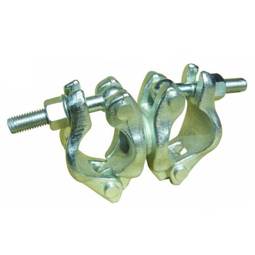 Scaffolding drop forged swivel clamp