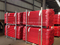 Ringlock Scaffolding Standard Vertical with Red Painted Surface Finish (TPCTRSS011)