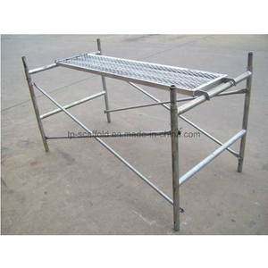 Shoring Frame Scaffolding for Construction
