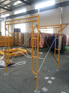 10′x4′ Cross Brace for Frame Scaffolding