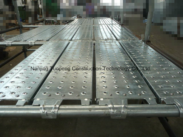 Scaffold Plank Euro Type for Ringlock System