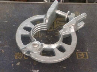 Ringlock Scaffolding Rosette Clamp